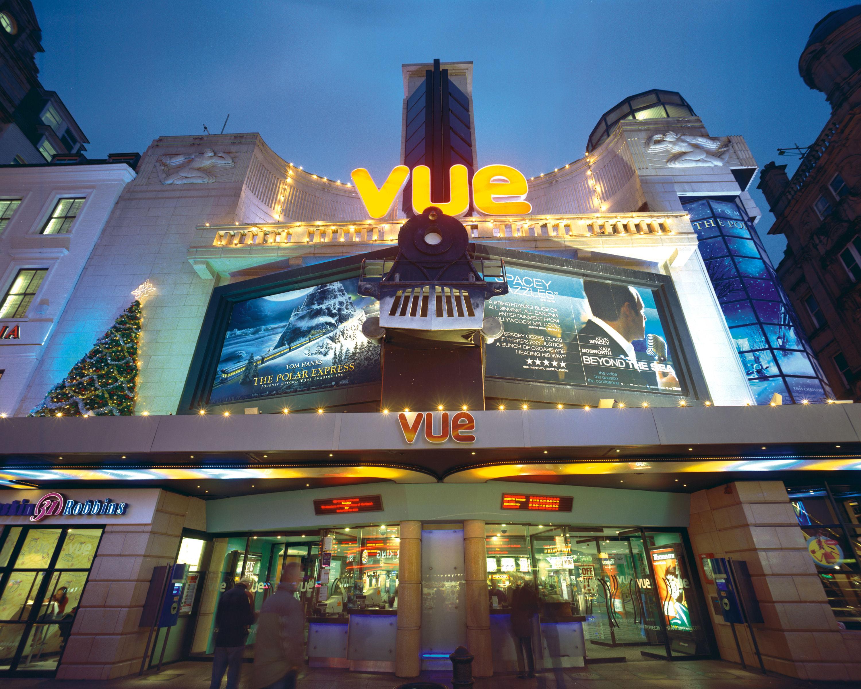 Vue Entertainment Uk Vista Entertainment Amp Cinema
