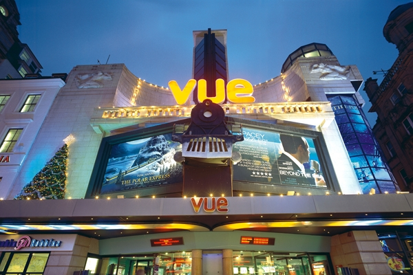 Vue West End Night